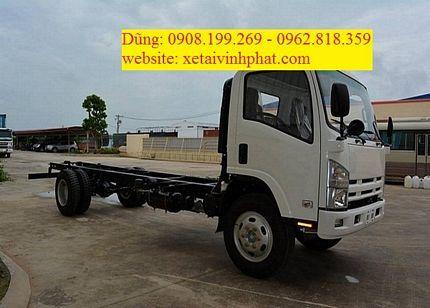 xe chassis QHR650 Vĩnh Phát