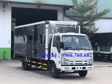 xe tải isuzu 1.9 tấn thùng kín dài 6m2 NK490SL4