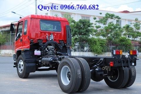 xe tải isuzu 16 tấn chassis FTR160L