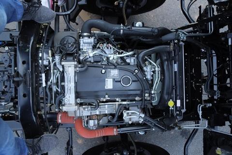 xe tải isuzu 16 tấn chassis FTR160