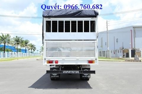 xe tải isuzu 1.9 tấn thùng dài 6m2