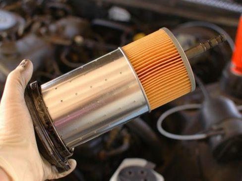 bộ lọc dầu ô tô