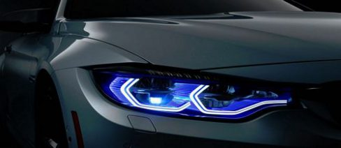 đèn Led dùn cho ô tô